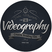 Creative wedding photographer in Italy